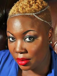 Our Stylist, Sylvia- Otchere