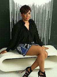 Our Stylist, Vanessa Blackstock